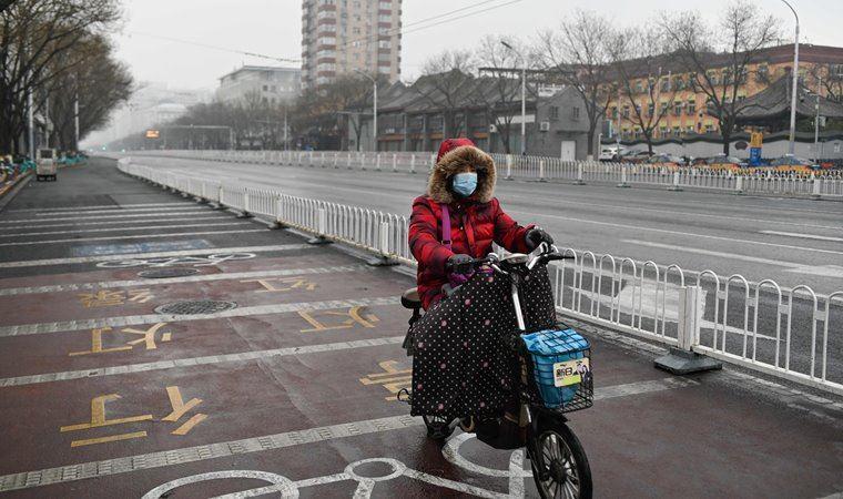 Çin'de can kaybı 2 bin 837'ye yükseldi