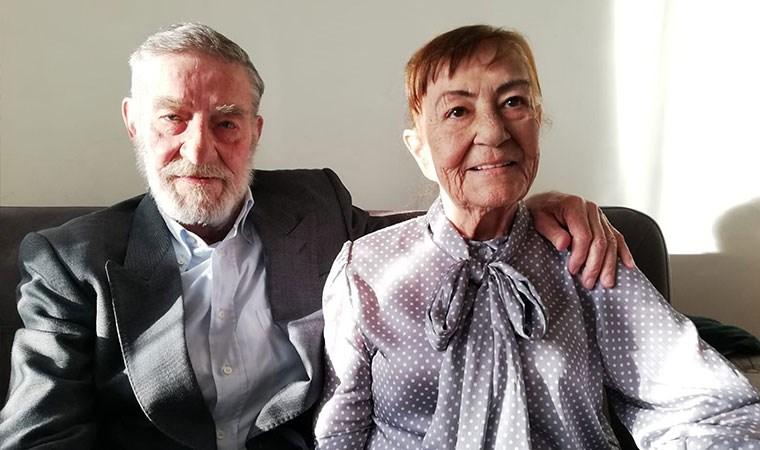 Sinema sanatçısı Ahmet Mekin'in eşi Şükran Kurteli hayatını kaybetti