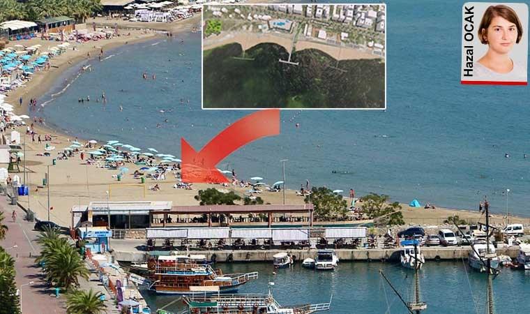 Alanya Belediyesi, Keykubat sahiline beton mahmuzlar yapmayı planlıyor