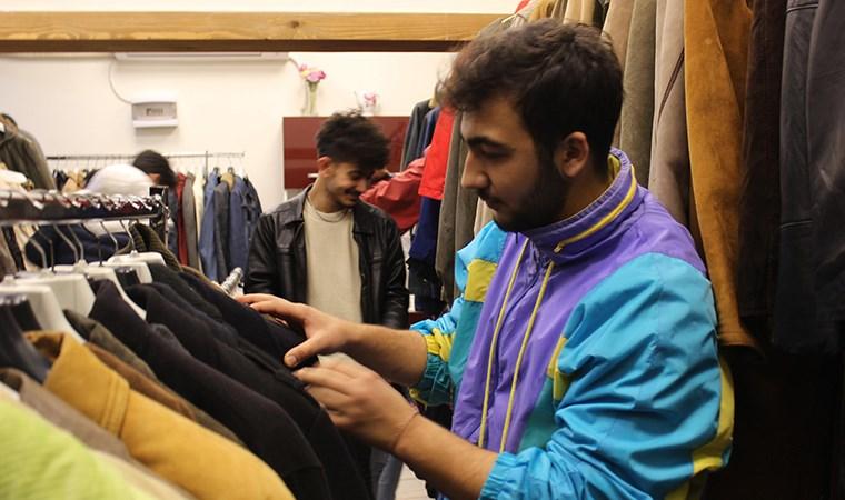Vintage kıyafet kültürünün müşterisi gün geçtikçe artıyor
