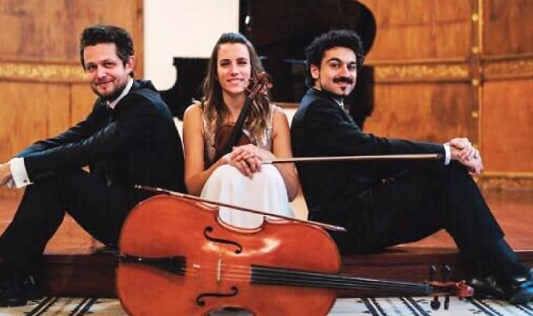 Moda'da Bosphorus Trio konseri