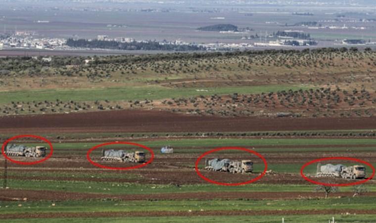 Sıcak görüntü! Türk tankları bölgede