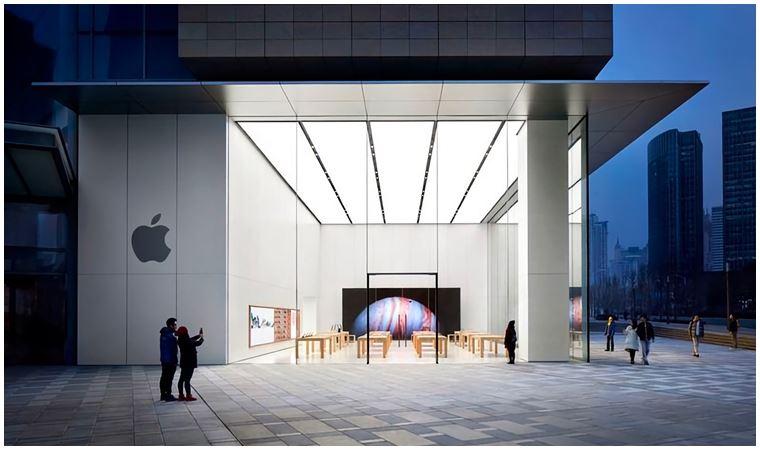 Apple, mağazalarını koronaya karşı süresiz kapattı