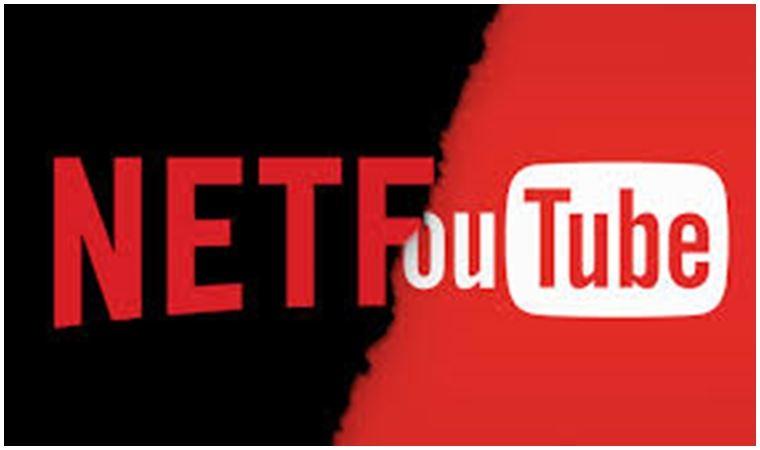 NETFLİX ve Youtube, aşırı yüklenmeden dolayı kaliteyi düşürecek