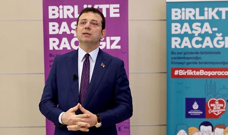 İmamoğlu: İstanbul için kontrollü bir kısıtlama bekliyoruz, radikal kararlar almalıyız