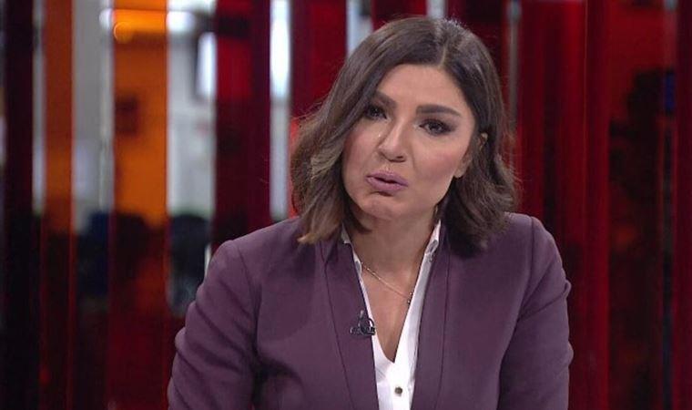 CNN Türk spikeri gözyaşlarına engel olamadı!