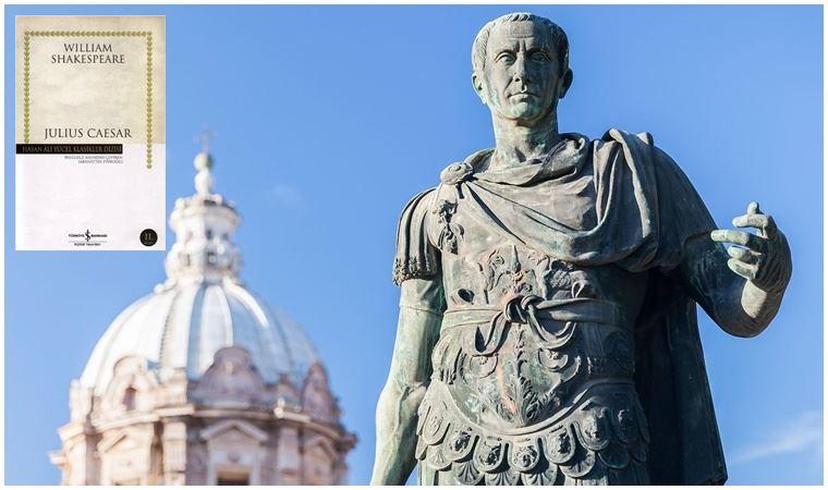 Türkiye İş Bankası Kültür Yayınları klasiklerinden 'Julius Caesar'