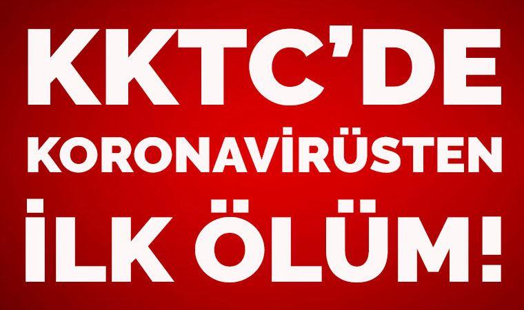 KKTC'de koronavirüs nedeniyle ilk ölüm