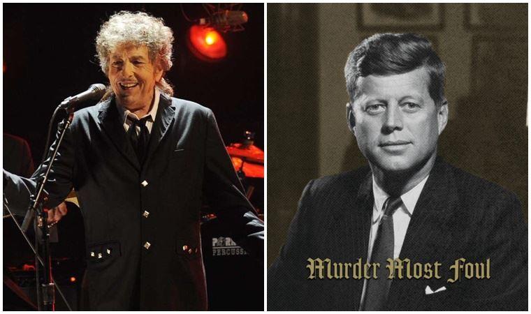 """Bob Dylan'dan yeni şarkı: """"Murder Most Foul"""""""