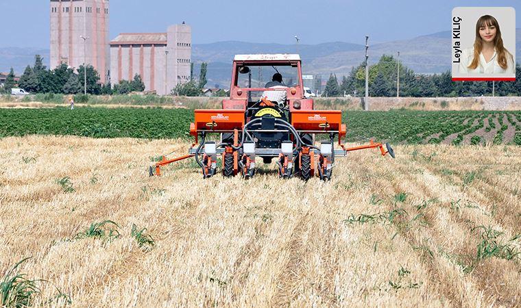 'Çiftçi toprakla buluşturulsun'