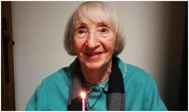 102 yaşındaki Kovid-19 hastası 'Lina Nine' iyileşti