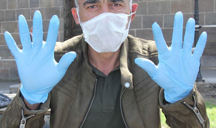 'Vatandaş maske kullanımını yanlış anladı'