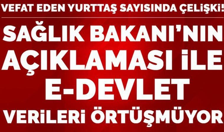 ''Koronavirüs nedeniyle İstanbul'da 20 kişi öldü''