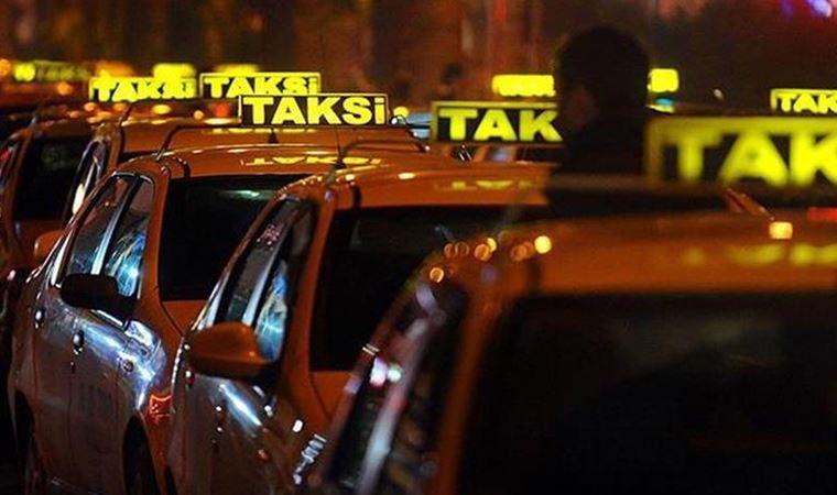 Ticari taksilerin trafiğe çıkışları sınırlandırıldı