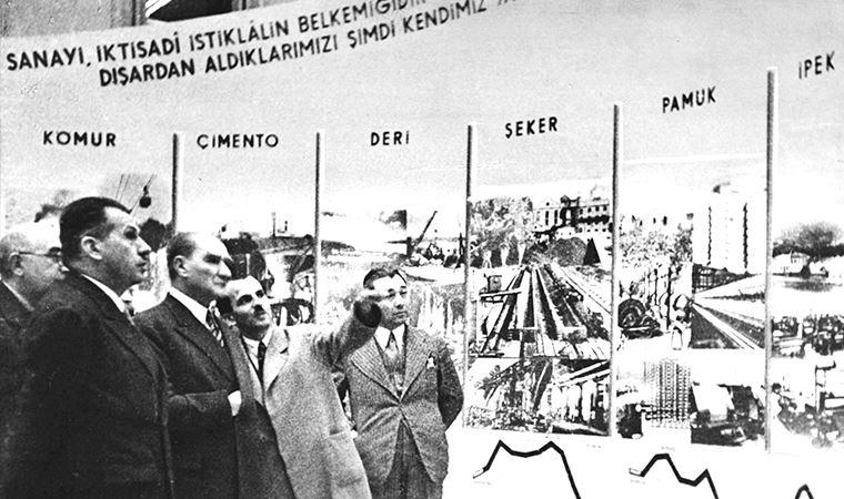 Genç Türk Cumhuriyeti, 1930'lu yılların başında, planlı ekonomi ve devletçilik politikasına geçiş yaptı