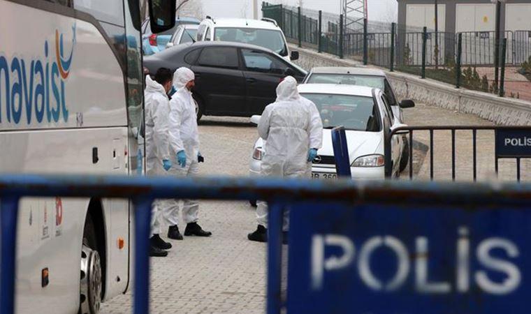 ABD'den gelen 210 kişi yurtta karantinaya alındı