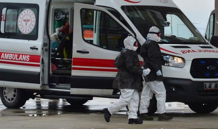 İzmir'de sağlıkçılar yeterli ekipman istiyor