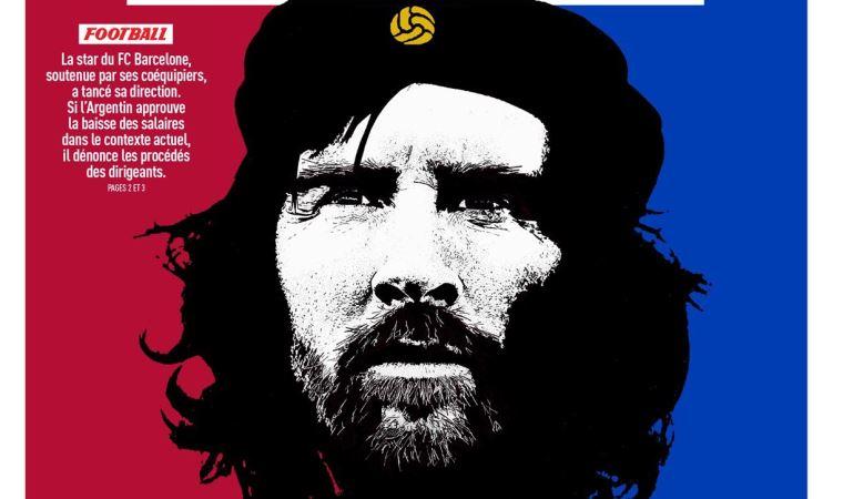 Barça'nın Che'si