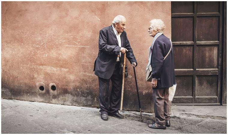 İşte yaşlı nüfus oranının en yüksek olduğu ülkeler