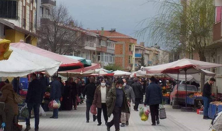 Yurttaşlar sokağa atıldı, belediye isyan etti