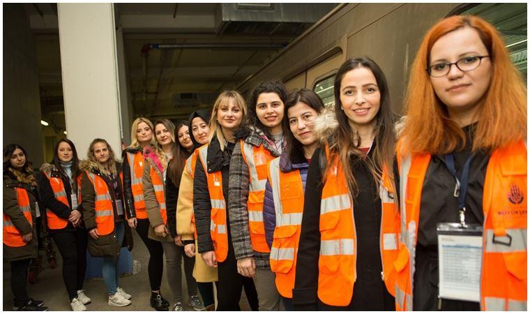 İstanbul'un yeraltı kadınları: Biz yaradılış olarak çok güçlüyüz