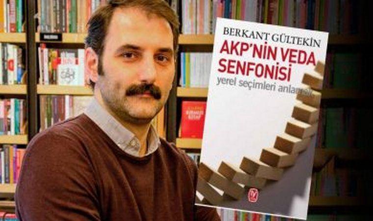 'AKP'nin Veda Senfonisi' raflardaki yerini aldı