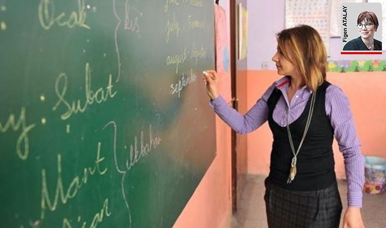Öğretmene bağış dayatması