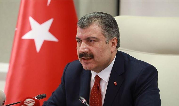Sağlık Bakanı Koca'dan koronavirüsle ilgili yeni açıklama