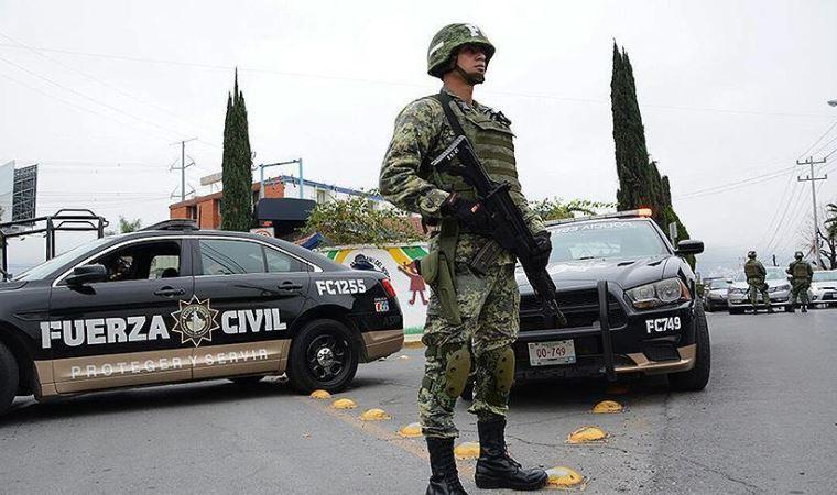 Meksika: 60 milyon dolarlık banka hesapları donduruldu