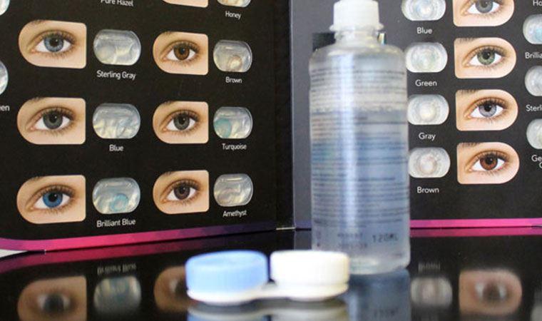 Uzmanlar uyarıyor: Koronavirüs günlerinde lens takmayın
