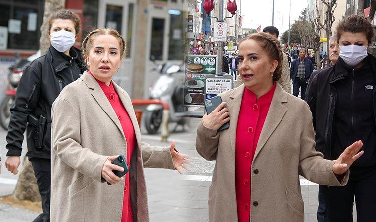 AKP'li eski vekilin vali olan eşi yurttaşı azarladı