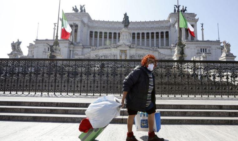 İtalya'da şarkılar yerini sessizliğe bıraktı