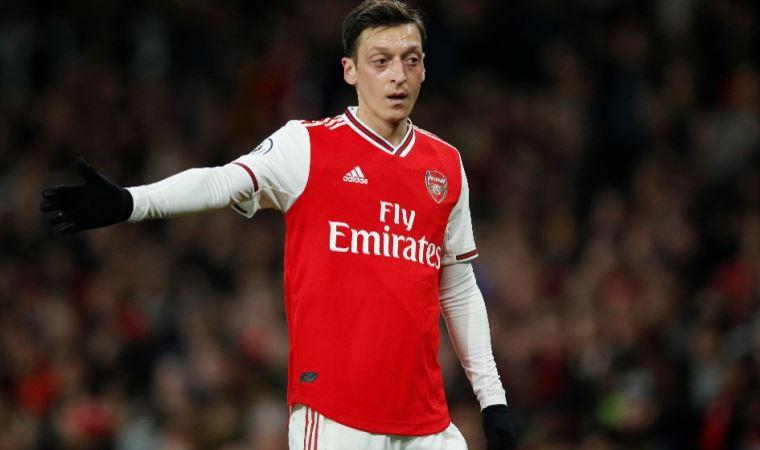 Mesut Özil'den