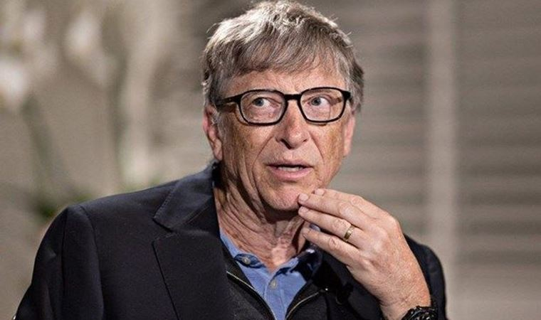 Bill Gates'ten koronavirüs iddiası