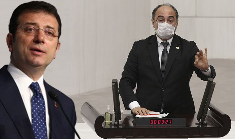 CHP'li Turan Aydoğan'dan AKP'lileri kızdıran konuşma!