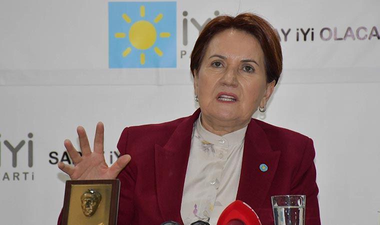 Meral Akşener'den karantina iddiası: 'Erdoğan reddetti'