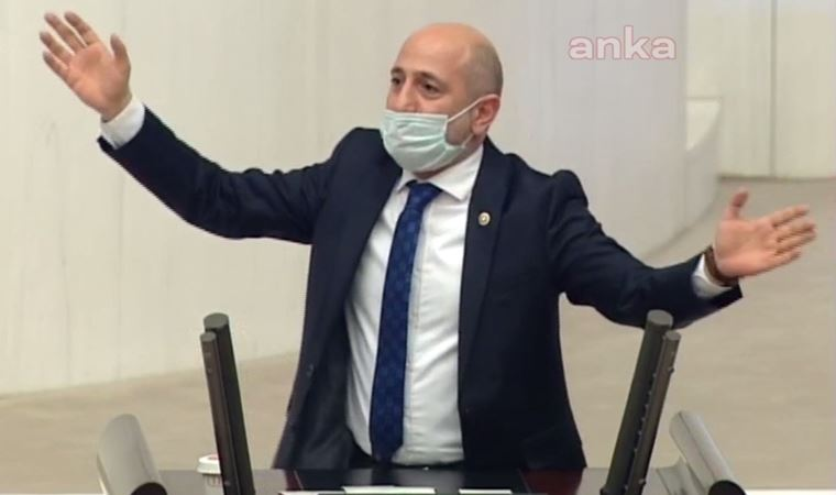 CHP'li Ali Öztunç Meclis'te böyle haykırdı!