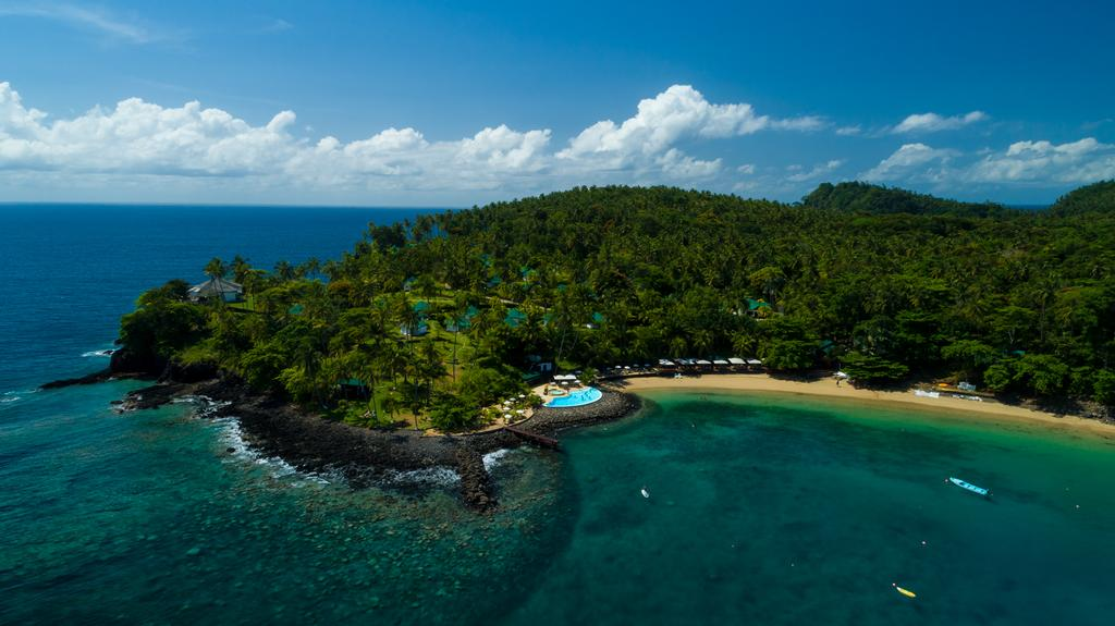 Sao Tome ve Principe Adaları