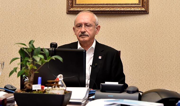 Kılıçdaroğlu sendika başkanlarıyla görüştü: Kimsenin aşından, işinden olmaması lazım