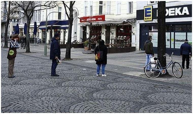 Almanya'da bomba alarmı! Koronavirüs hastanesi güvenlik çemberine alındı