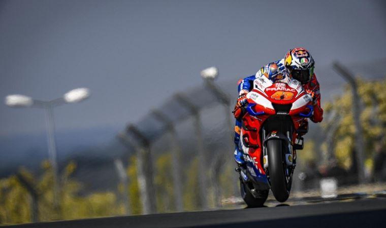 MotoGP'de Fransa Grand Prix'si ertelendi