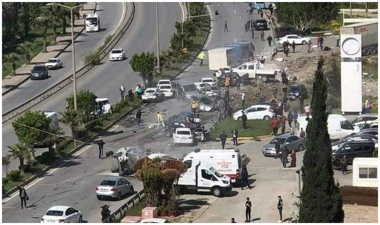 Freni boşalan TIR çok sayıda araca çarptı: 5 kişi yaşamını yitirdi
