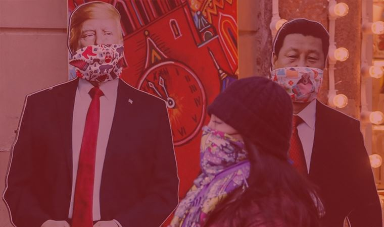 Fransa:  Çin'den aldığımız maskelere ABD el koydu