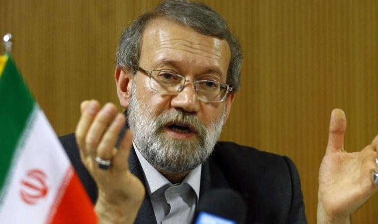 İran Meclis Başkanı'nın Kovid-19 testi pozitif çıktı