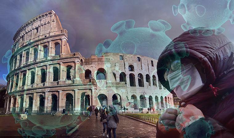 İtalya'da koronavirüs nedeniyle yaşamını yitirenlerin sayısı artıyor