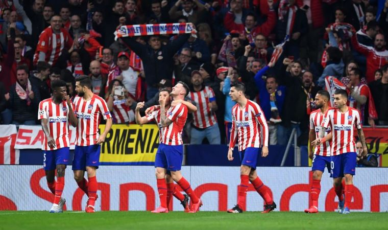 Atletico Madrid'den maaş indirimi