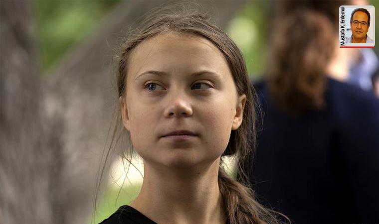 Hala Kurtarılacak Bir Dünya Varken, Hepimiz Greta'yız!