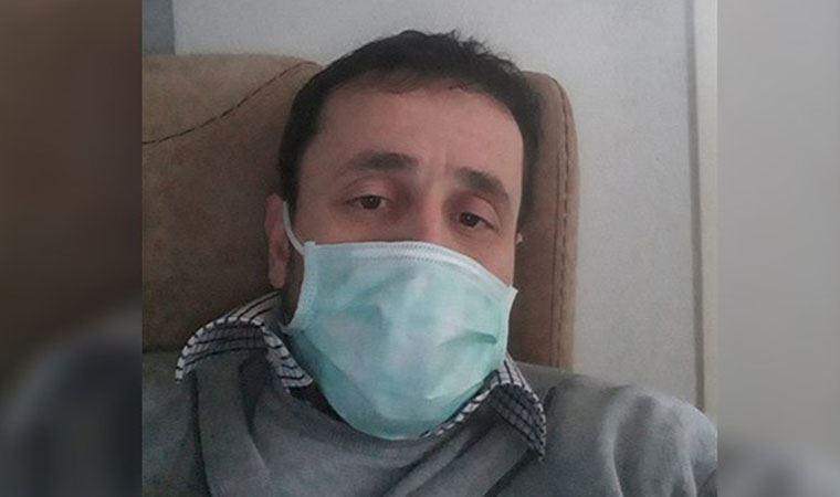 Koronavirüsten eşini ve bebeğini kaybetti