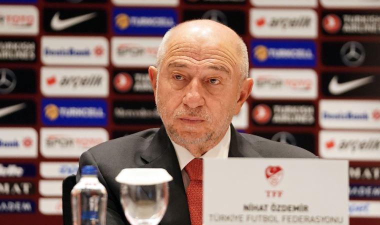 Nihat Özdemir lig için başlangıç tarihi verdi