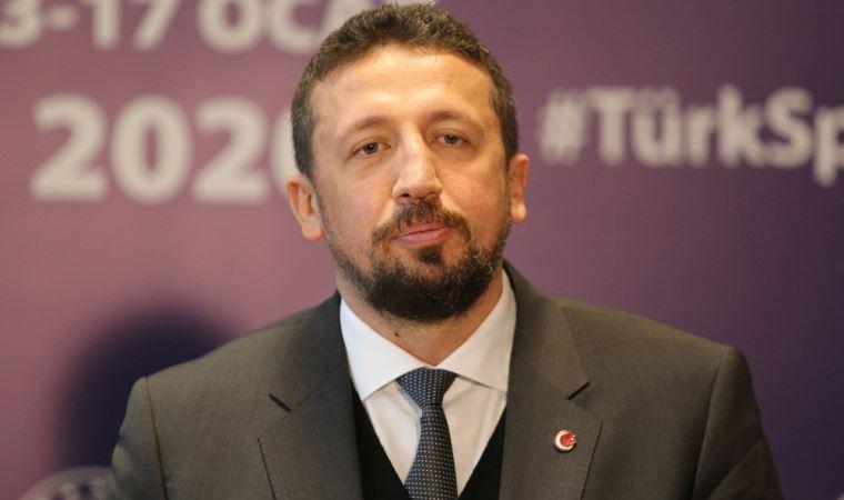 Türkoğlu'ndan basketbol sezonu ile ilgili açıklama